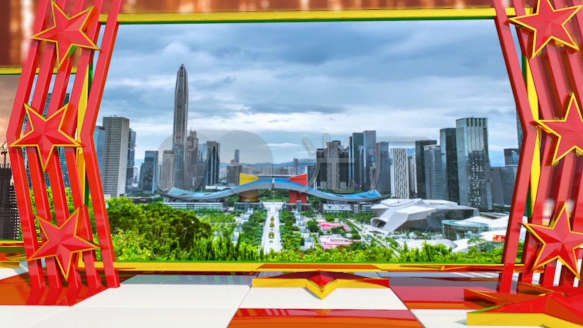 改革开放40周年纪念视频_1920X1080_高清视