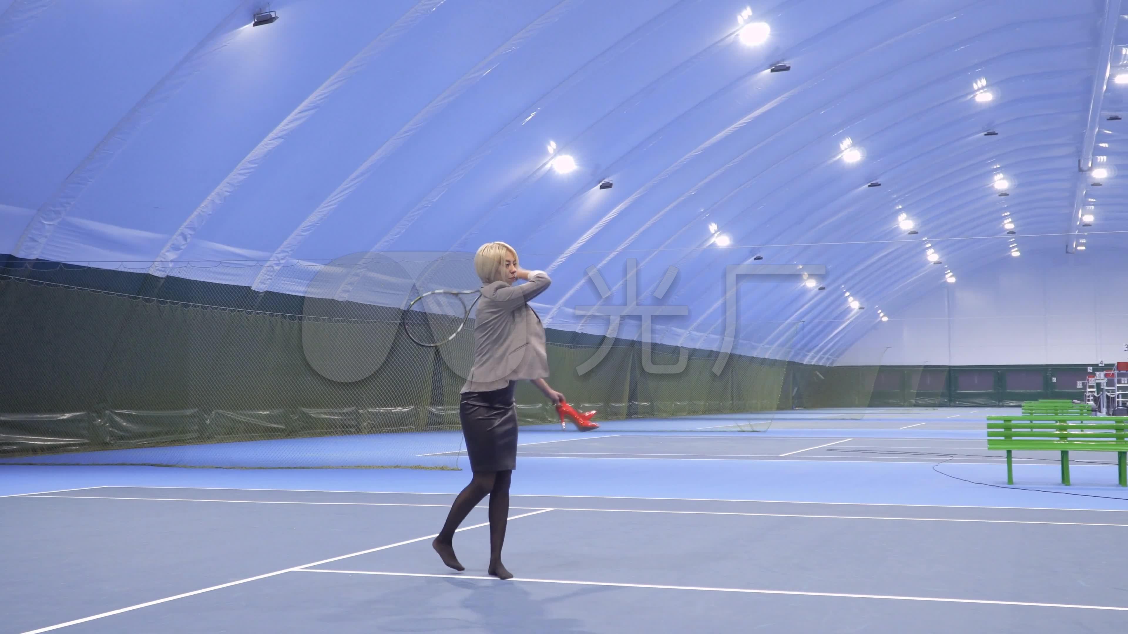 打网球运动装备v网球幼儿体育_3840X2160_高网球攀岩游戏图片