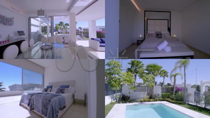 房地产介绍奢华别墅室内装饰别墅金东区图片