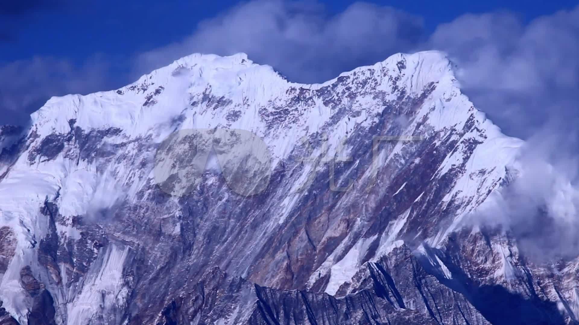 西藏雪山草原v雪山风情视频风光湖泊_1920X1冬捕风景图片