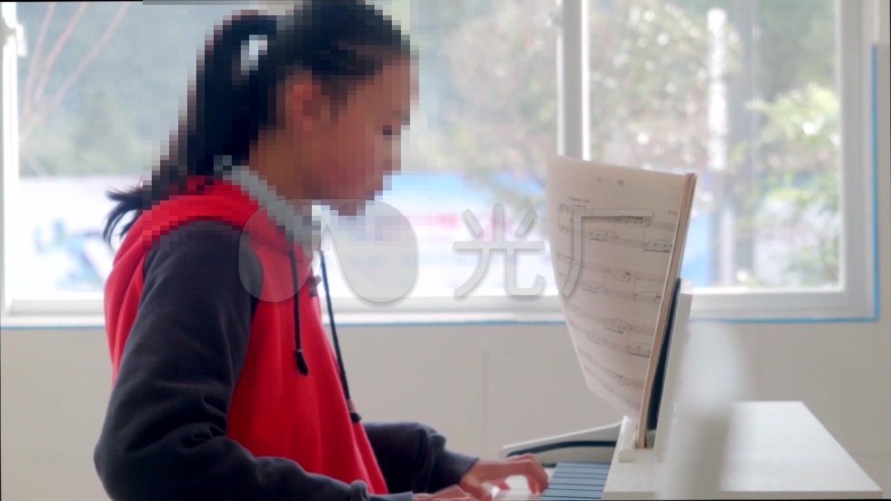 高中培训班版本班音乐音乐课高中生_6下载(编教材钢琴现行高中图片