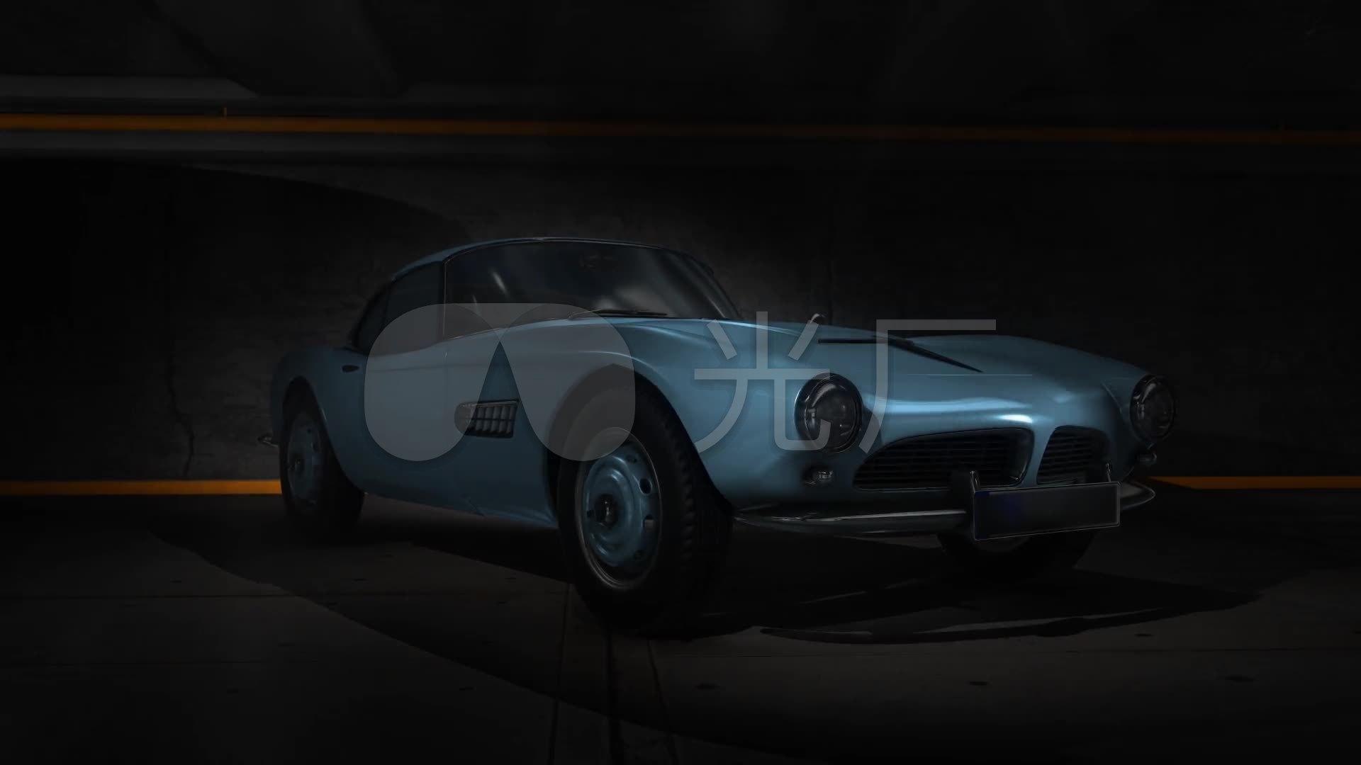汽车跑车高清视频视频_1920X1080_大气素材雏蜂视频腾讯图片