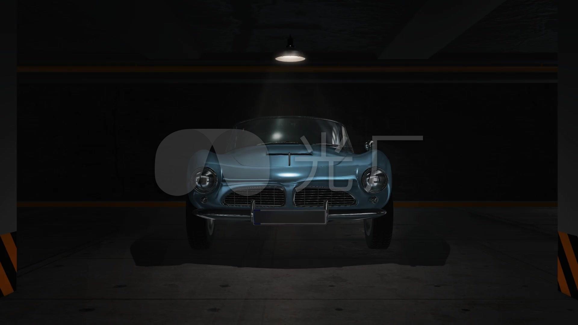 汽车跑车素材视频视频_1920X1080_网站视频高清大气g图片