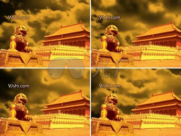 天坛 石狮 故宫