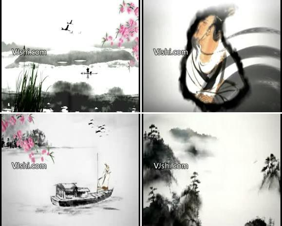 中国画 水墨