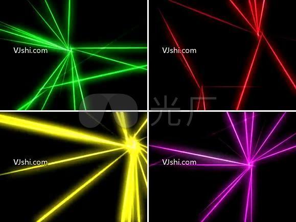 激光 线条