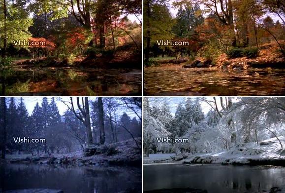 四季变化季节变化1