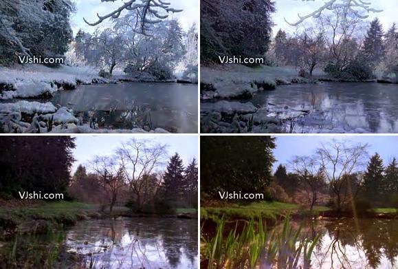 四季变化季节变化2