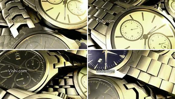 机械 手表 高清 腕表 时间 时钟