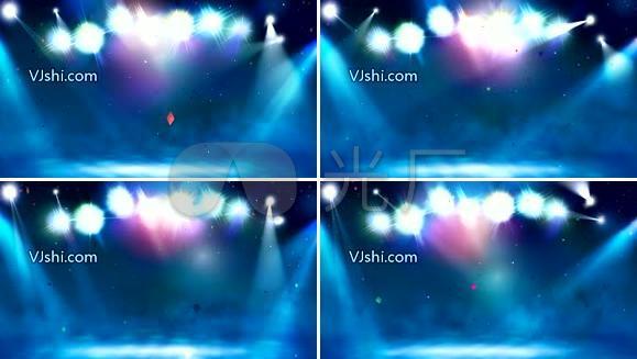 舞台灯光 摇头灯