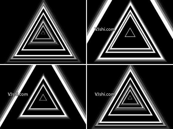 节奏 线条几何 简单 简洁