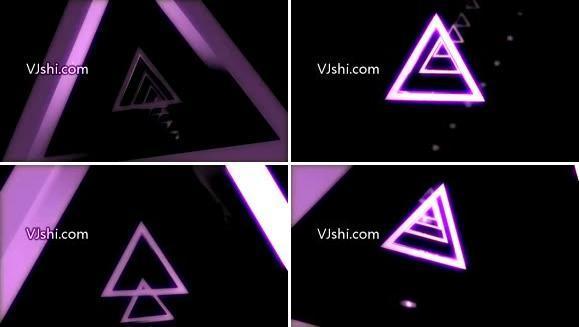 三角形过山车