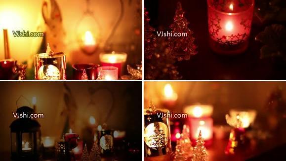 2012国外最新圣诞节VJ素材~