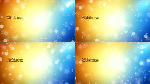 彩色光斑,粒子可循环