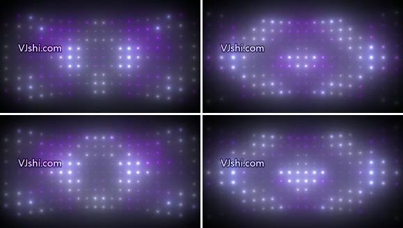 LED灯光背景