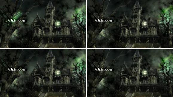 恐怖的城堡