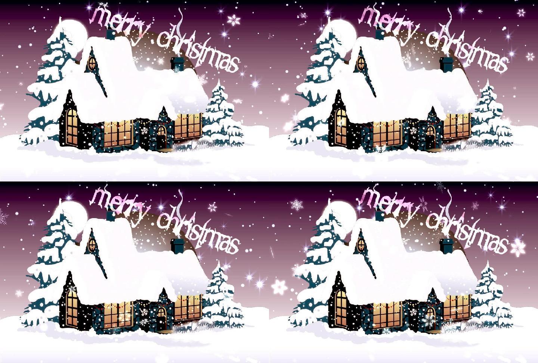圣诞 背景 下雪 星光