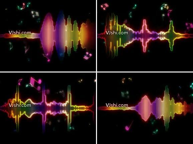 频谱  音符