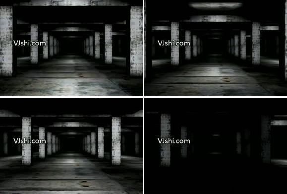 地下室 闪动