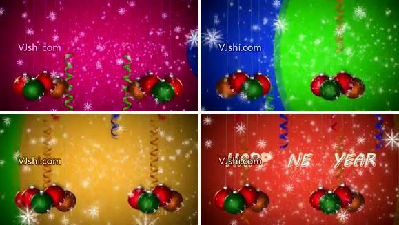 新年快乐 圣诞素材