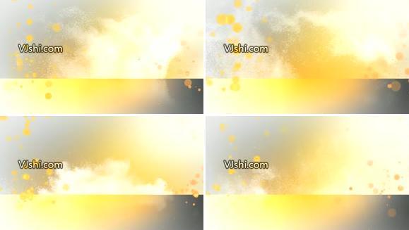 黄色 粒子