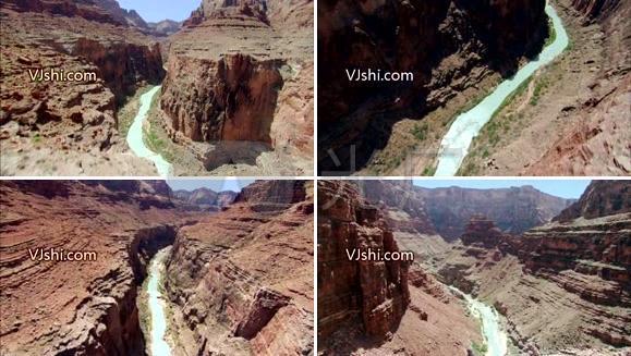 壮观 大自然之峡谷