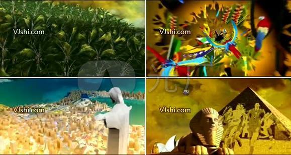 巴西2014世界杯主题片