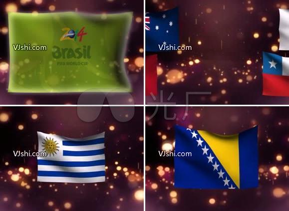 巴西世界杯主题曲音乐背景