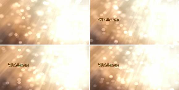 耀眼太阳光斑