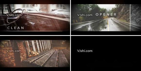 旅行公司宣传片视频模板