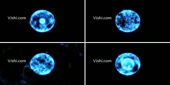 动感能量球