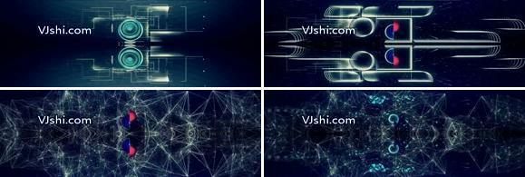 信息科技VJ循环