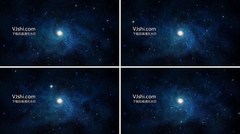 星空梦幻星辰唯美宇宙