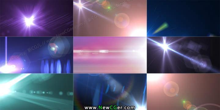 11例闪光转场素材