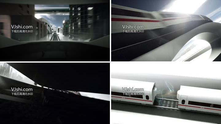 科技信息高速高铁