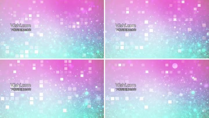 彩色粒子斑点背景素材