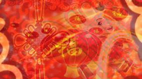 中国吉祥视频素材