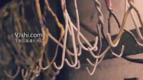 电化厂基础化工行业化工作坊视频素材包