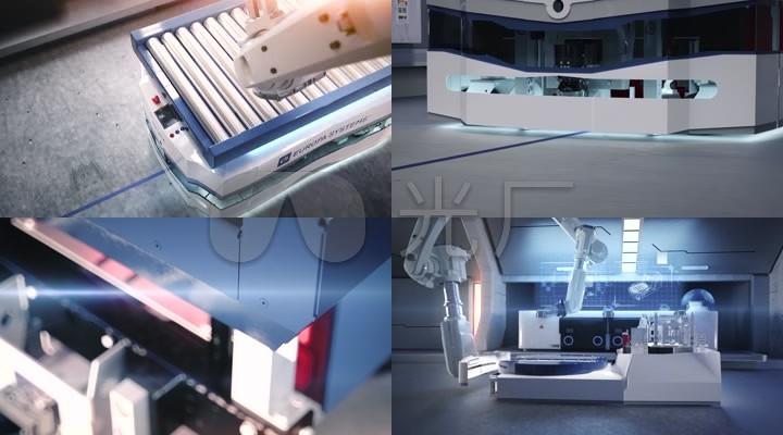 科技机械生产