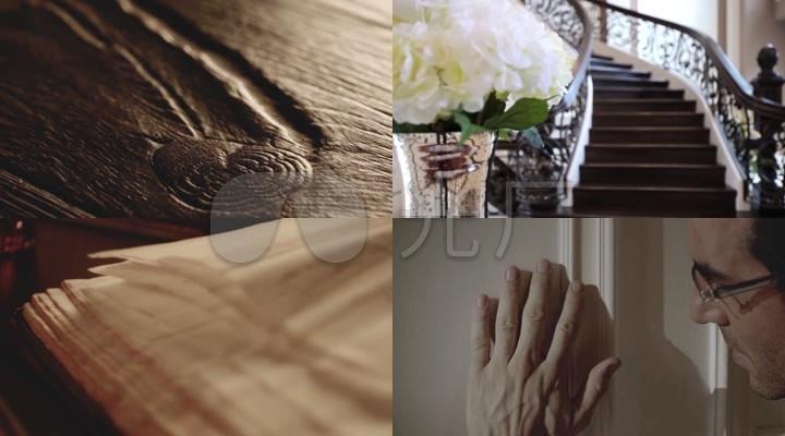 高端木质家具地板形象宣传片