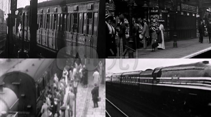 铁路火车发展史_列车_蒸汽机时代-内燃机