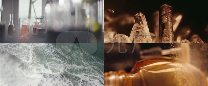 护肤品设计深海植物结合科学技萃取精华成份