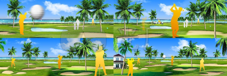 高尔夫球场_ok