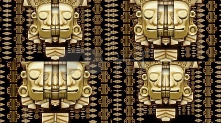 大气金色玛雅4