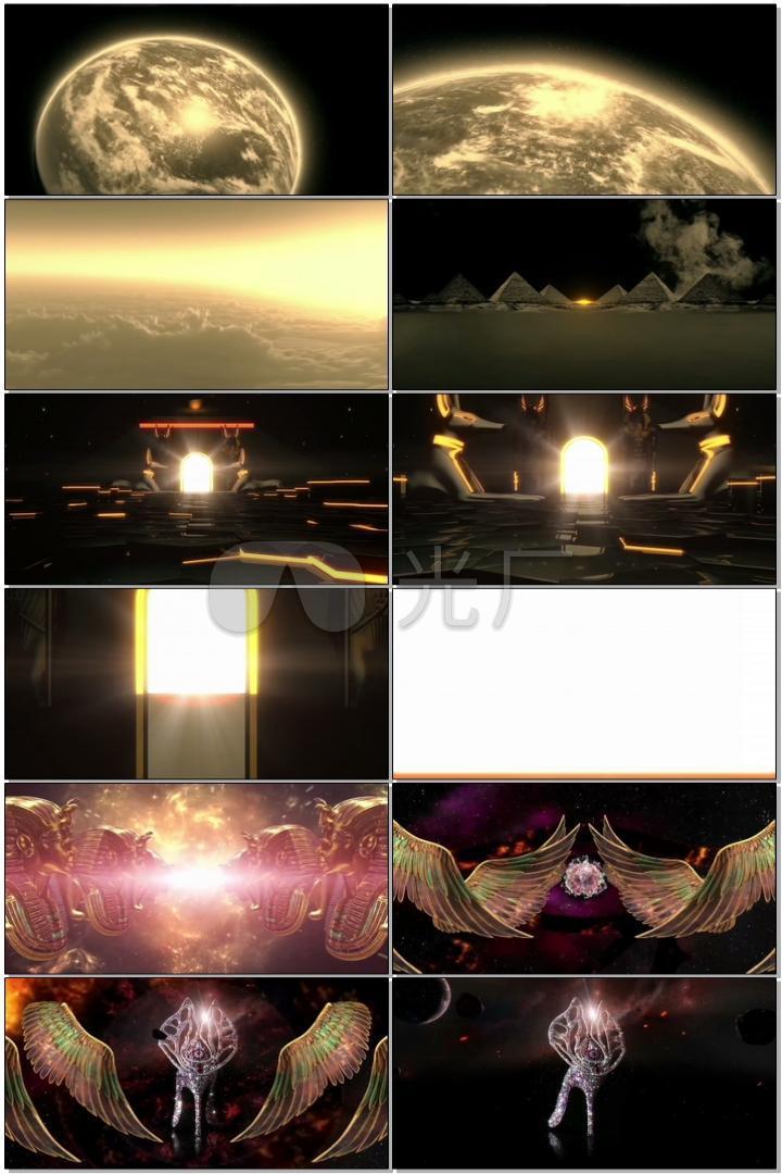 光明之门魔幻金字塔埃及法老(精品)