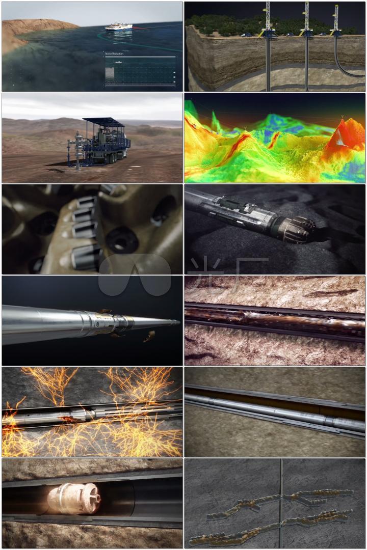 石油开采科技