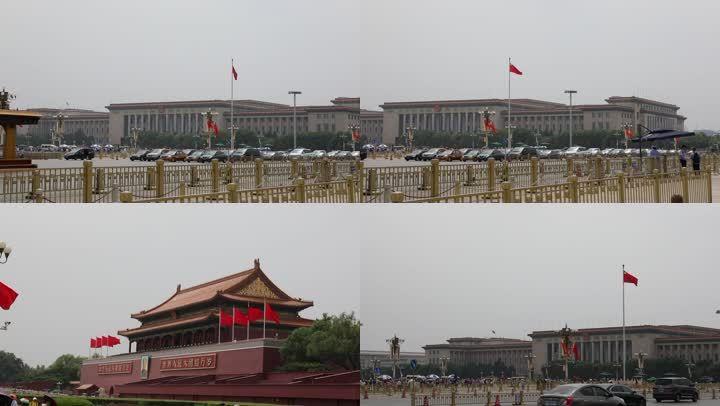 人民大会堂外景实拍