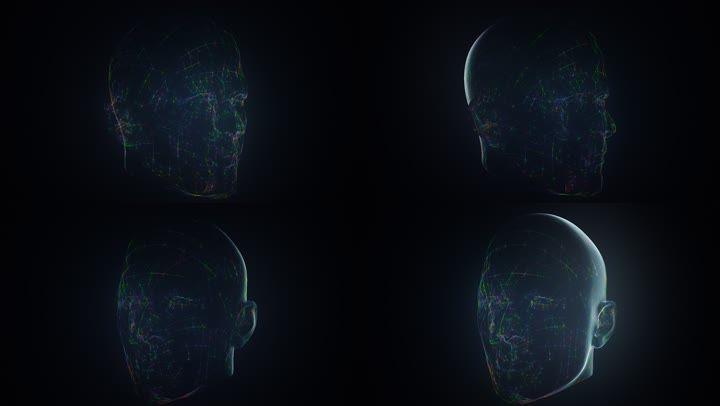 3D脸部扫描