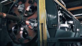 高端電纜銅芯電線制造應用實拍CG動畫視頻素材