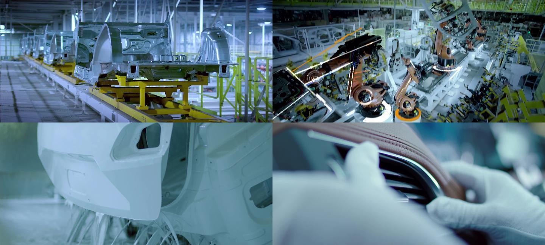 智能制造工业4.0自动化生产